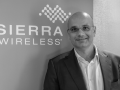 olivier Beaujard, vice-président Market Development de Sierra Wireless
