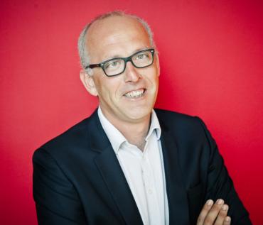 Alexandre Nicaise, PDG d'Alphalink