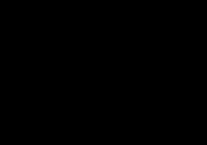 Apple logo black