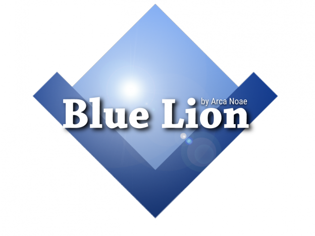 OS2 Blue Lion
