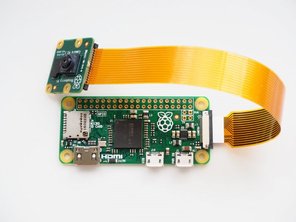 Raspeberry Pi Zero Camera