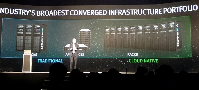 "VxRack, l'hyperconvergé pour applications ""Cloud Native"""