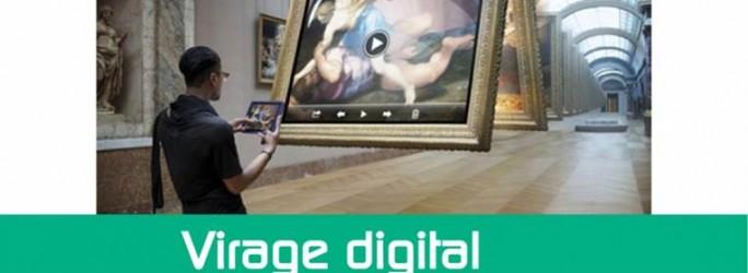 virage digital musée