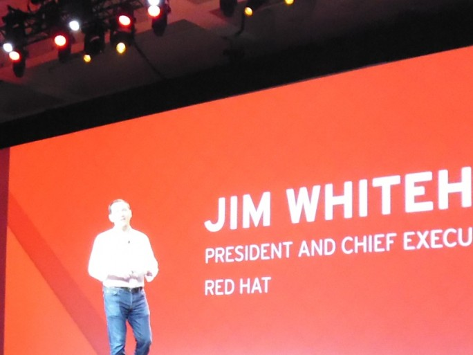 Jim Whitehurst - Red Hat