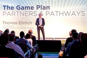 Thomas Ehrlich, NetApp