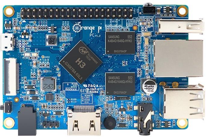 Les alternatives au Raspberry Pi : Orange Pi, le casseur de prix