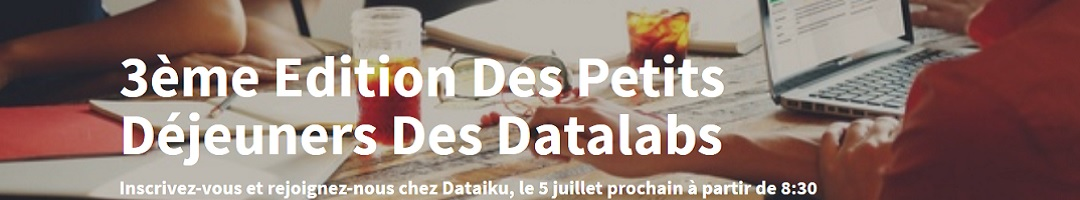 Séminaire Big Data & Design Thinking – 5 juillet