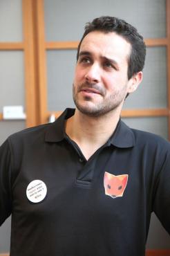 Sylvain Tillon a cofondé Tilkee pour répondre à ses propres besoins de gestion de relance commerciale.