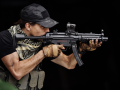 chasseur chasse soldat fusil © studio0411 - shutterstock