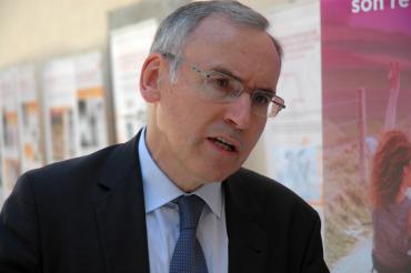 Jean-Paul Arzel, directeur réseau de Bouygues Telecom.