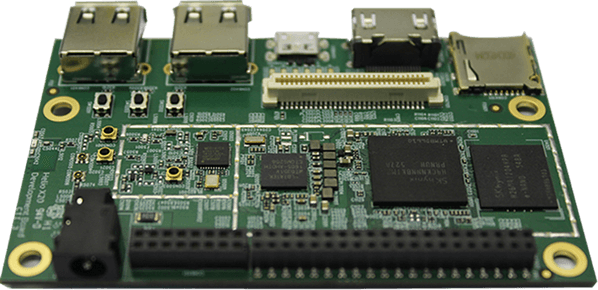 Helio X20 Development Board
