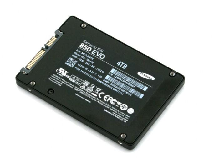 Samsung 850 EVO 4To