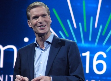 Stephen Kelly, CEO de Sage