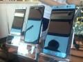 Le Galaxy Note 7 est proposé en bleu, blanc et noir