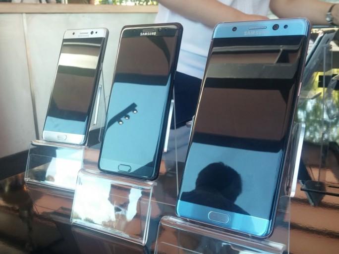 Samsung retarde les livraisons du Galaxy Note 7 pour des tests supplémentaires
