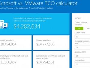 WsServer vs VMware