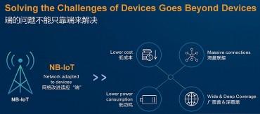 NB-IoT, nouveau standard des objets connectés