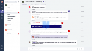 Microsoft Skype Teams screenshot MSpowerusers