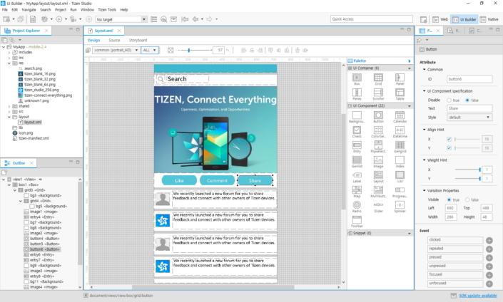 Tizen-Studio