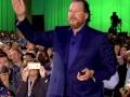 Marc Benioff aime parcourir les allées durant sa keynote