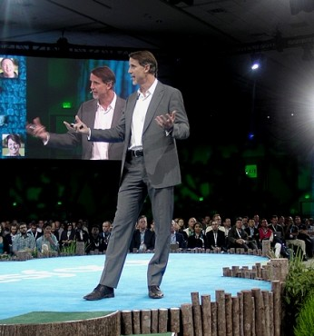 Jeffrey Barnett, Salesforce