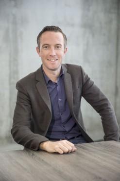 Guillaume Houssay, cofondateur et co-directeur de Qowisio