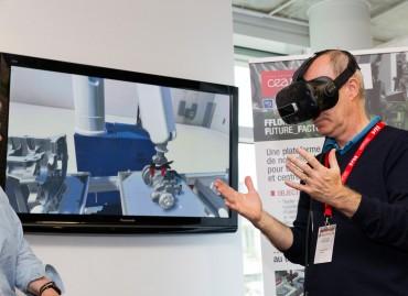 Les constructeurs automobiles utilisent la réalité virtuelle pour concevoir leurs véhicules mais aussi pour étudier leur industrialisation.