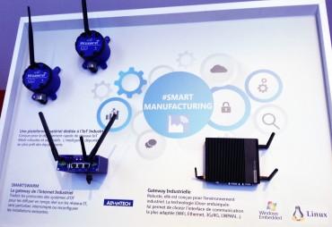 Les industriels du monde automobile se tournent vers les réseaux Mesh afin de connecter leurs ateliers.