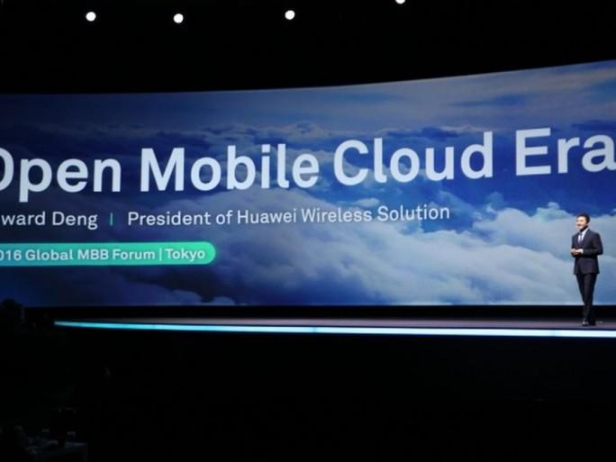 Edward Deng, président de Wireless Solutions de Huawei