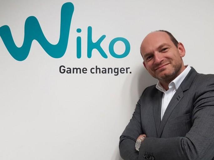 Raphaël Syren, responsable de la division B2B de Wiko