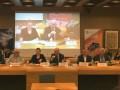 Axelle Lemaire (Numérique) et Yves Krattinger (Président du Département de Haute-Saône) pour le lancement de France Mobile.