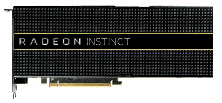 La carte AMD Radeon Instinct MI25 propose une capacité de calcul de 24,6 téraflops. Inventec l'utilise dans une solution de 3 pétaflops.