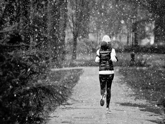 neige jogging hiver emploi