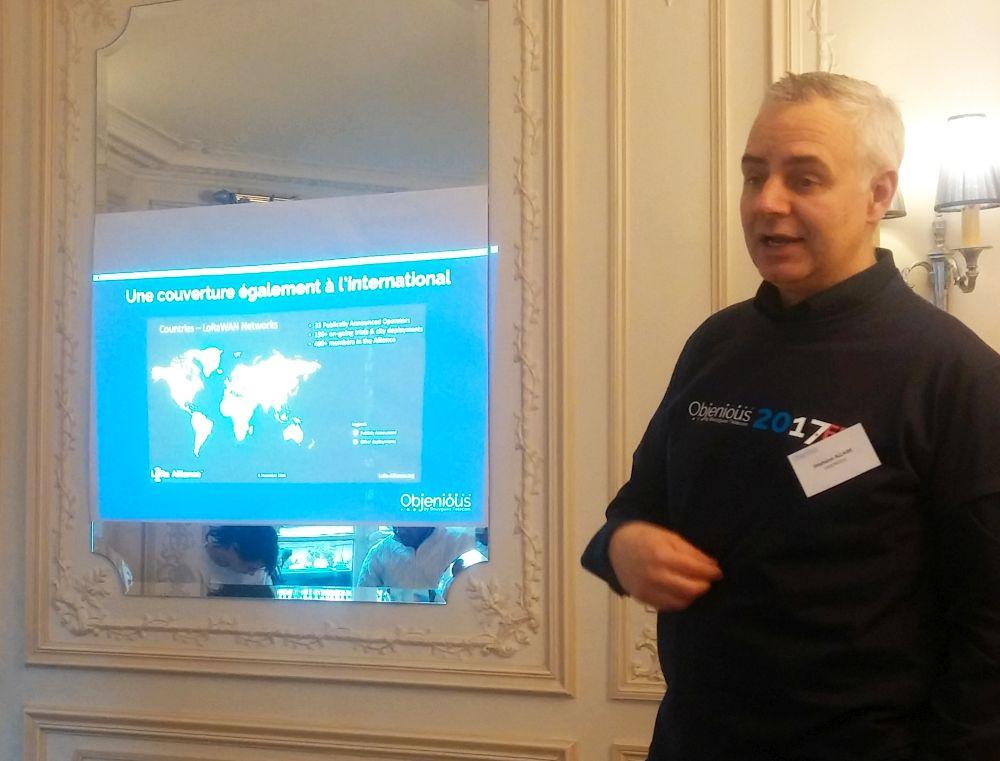 Objenious signe des accords de roaming pour élargir à l'international son réseau national Lora dédié aux objets connectés.
