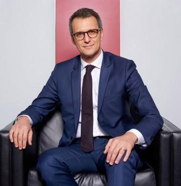 Olivier Micheli, CEO, de Data4