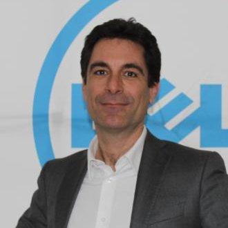 Stéphane Huet dirige l'entité Dell EMC Commercial.