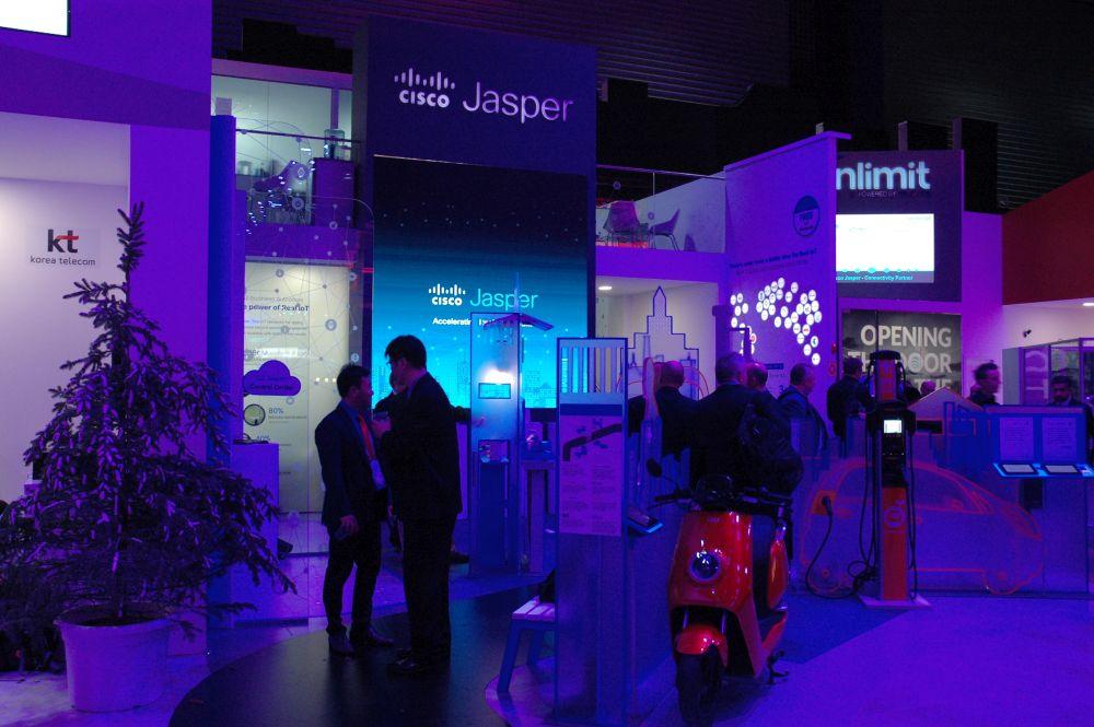 Cisco Jasper MWC17