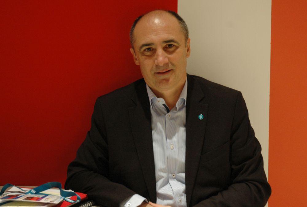 Ericsson Franck Bouétard
