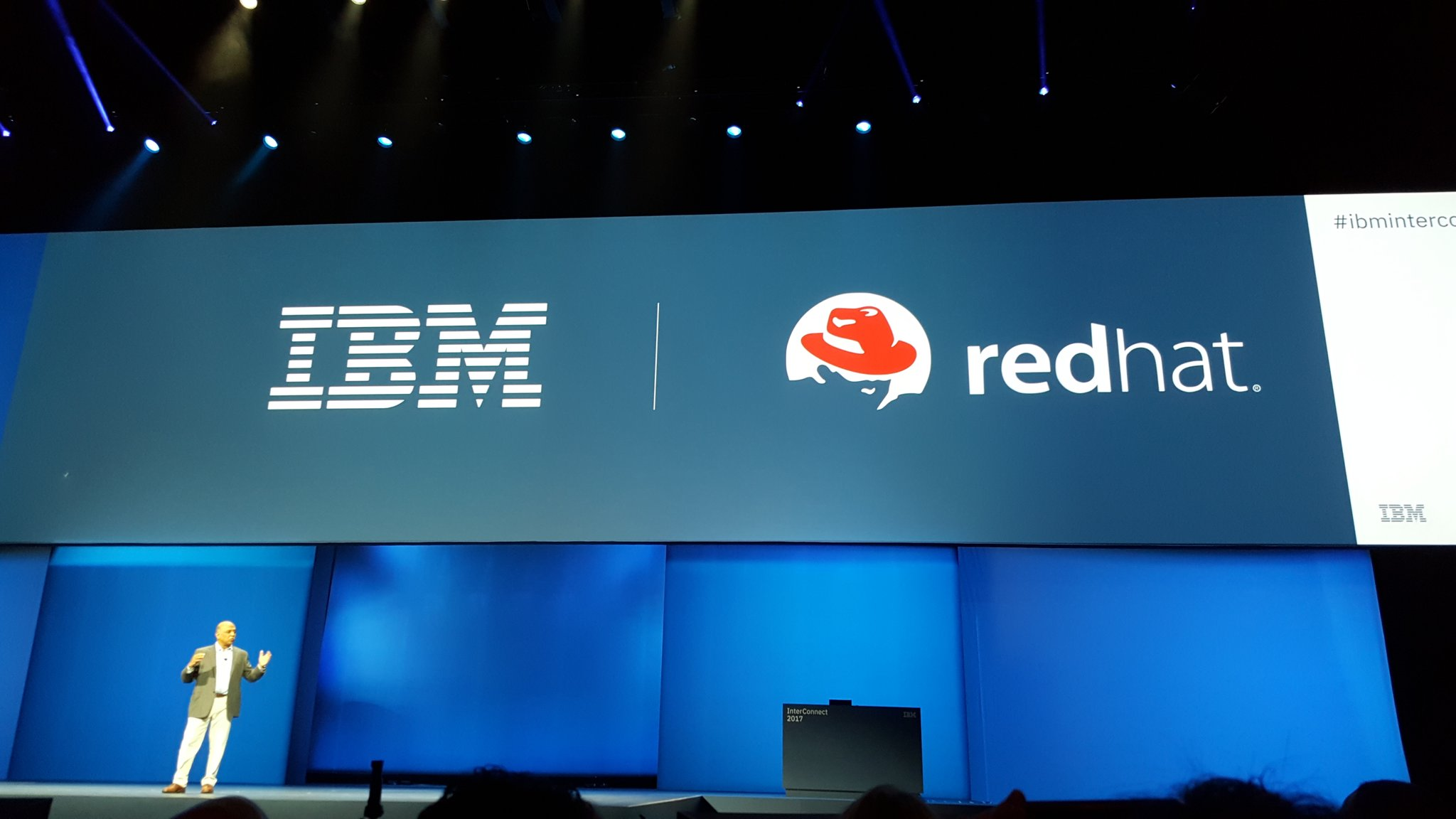 Ibm Interconnect Red Hat Cold Storage Et Cloud En Chine