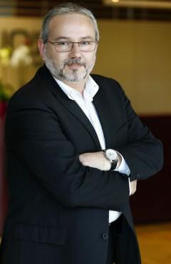 Eric Bornet, directeur channel et commercial entreprise de Juniper France.