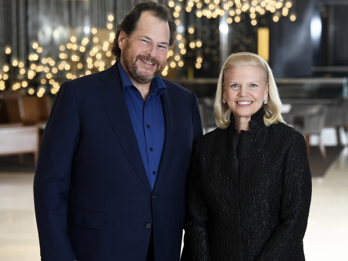 Salesforce - IBM