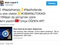 Twitter Alain Juppé piratage Turc