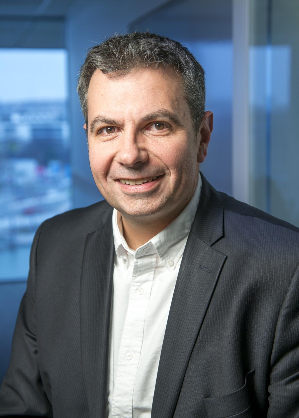 Michel Parent, HPE
