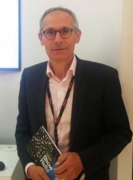 Thierry Bonhomme, dirigeant d'Orange Business Services