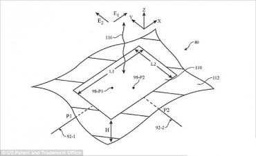 apple patent electromagnétique