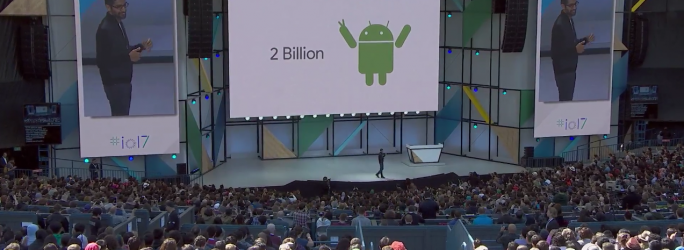 Android 2 milliards