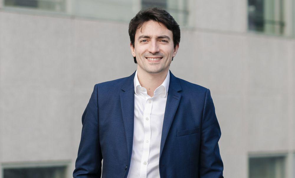 DAGOBERT-LEVY, directeur marketing d'Europe du Sud et de l'Est de Blackberry