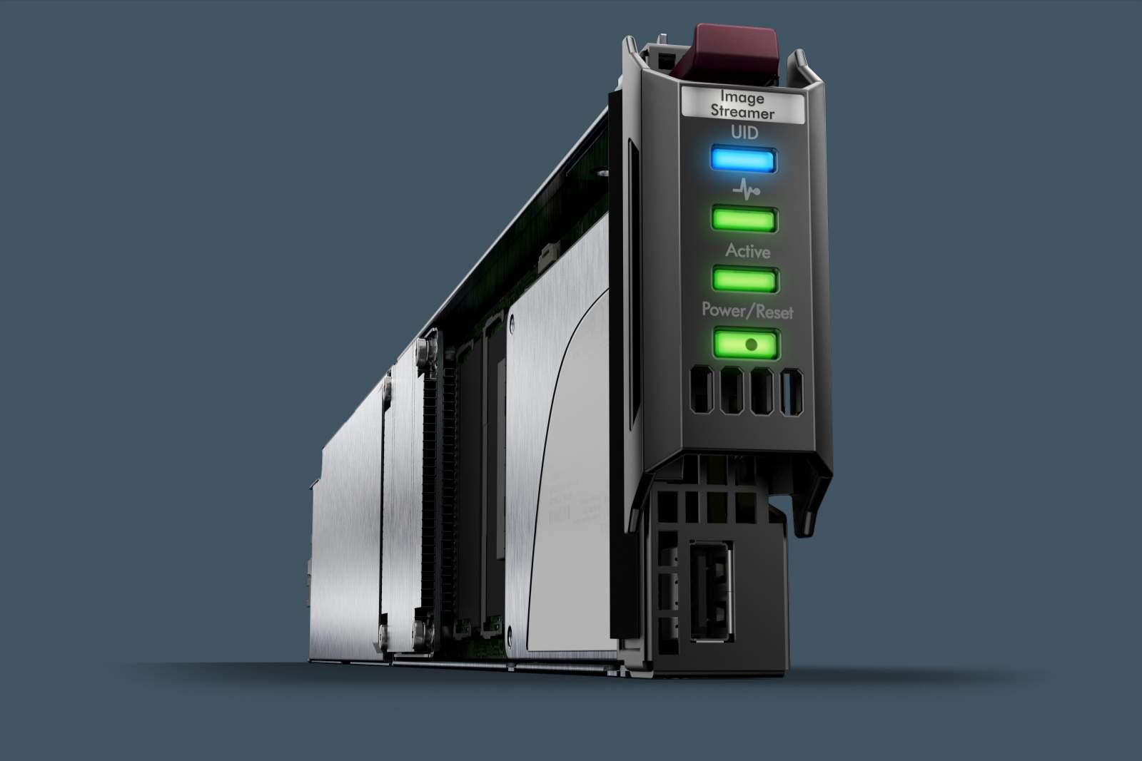 HPE Synergy Image Streamer