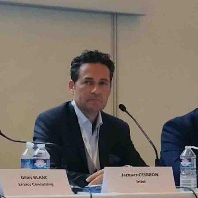 Jacques Cesbron, Intel