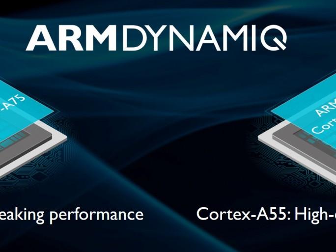 ARM Cortex-A75 A55